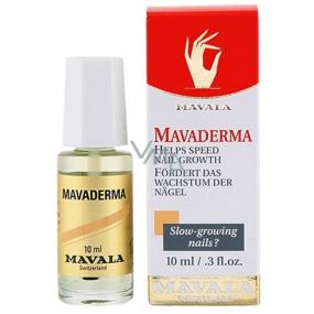 Mavala Mavaderma výživný olej na nehty 10 ml