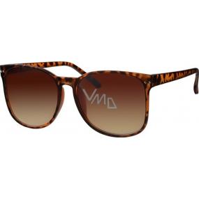 Nac New Age Sluneční brýle hnědé A60645