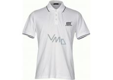 Montblanc Polo Shirt men's polo shirt white size L