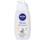 Nivea Baby Micellar Gentle Shampoo For Hair Dispenser 500 ml