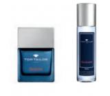 Tom Tailor Exclusive Man EdT 30 ml Eau de Toilette + 75 ml Vapo Glass Deodorant Gift Set