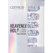 Catrice nail stickers Heavenly Holo 01