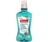 Dentiplus Whitening antiseptic whitening mouthwash with fresh mint flavor, without alcohol 500 ml