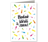 Nekupto General Wishes Happy Birthday 3460 F