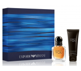 Giorgio Armani Emporio Stronger With You Eau de Toilette for Men 30 ml + shower gel 75 ml, gift set