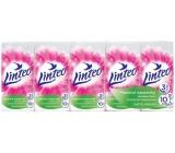 Linteo Soft & Delicate paper handkerchiefs 3 ply 10 x 10 pieces