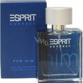Esprit Connect for Him EdT 30 ml eau de toilette Ladies