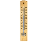 Schneider Indoor Thermometer Mini II, wooden 200 x 34 mm