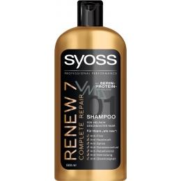 ebc379fe34 Syoss Renew 7 Complete Repair šampon pro poškozené vlasy 500 ml - VMD  parfumerie - drogerie