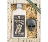 Bohemia Gifts & Cosmetics Motorcycle Vintage Shower Gel 200 ml + toilet soap 50 g, cosmetic set