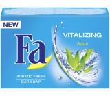 Fa Vitalizing Agua toilet soap 90 g