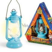 If The Base Camp Reading Lamp Blue 44 x 40 x 117 mm