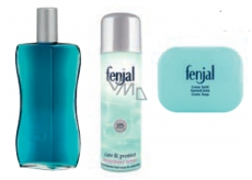 Fenjal Set Bath Foam + Spray + Soap 9432