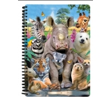 Prime3D Workbook A5 - Exotic animals