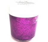 Ocean Glitter Gel Glitter For Body And Hair In Gel 04 Purple 10g