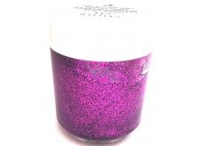 Glitter gel glitter for body and hair 04 Purple