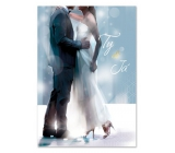 Ditipo Playing card for the wedding You and me Stairs from heaven Tereza Kerndlová 224 x 157 mm