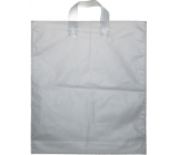 Press Plastic bag 45 x 38 cm white with handle 1 piece