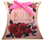 NeoCos Rose red soap gift fragrant toilet soap 30 g