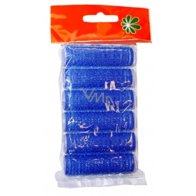 Abella Velcro curlers, self-holding 15 mm 6 pieces VTR9