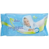 Milenne Baby Wipes 72 pieces