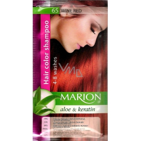 Marion Toning Shampoo 65 Burgundy 40 ml