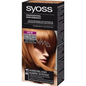 Syoss Professional Hair Color 8 - 4 Light Lava Red