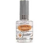 Jordana Nail Polish Quick Dry Topcoat 406 15 ml