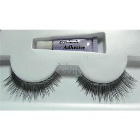 Face System False eyelashes 507 1 pair + glue 1 g