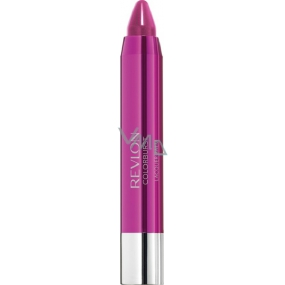 Revlon Colorburst Lacquer Balm lipstick in crayon 115 Whimsical 2.7 g