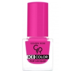 Golden Rose Ice Color Nail Lacquer nail polish mini 205, 6 ml