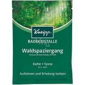 Kneipp Walk through the woods bath salt, take a breath and recharge 60 g