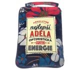 Albi Folding zippered bag for a handbag with the name Adéla 42 x 41 x 11 cm