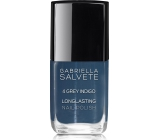 Gabriella Salvete Longlasting Enamel nail polish 04 Gray Indigo 11 ml