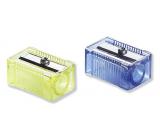 Koh-i-Noor Plastic sharpener, transparent diameter 8 mm 1 piece