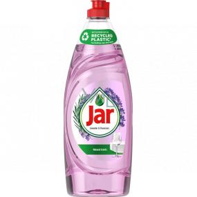 Jar Natural Scents Lavender & Rosemary hand dishwashing detergent 650 ml