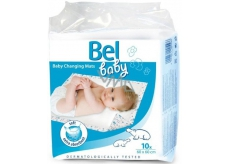 Bel Baby Changing mats 10 pieces