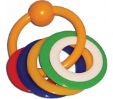 Baby Farlin Biting Rings Set of 6 Pieces