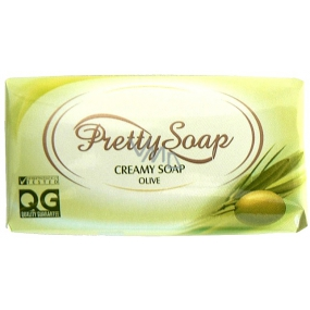 Pretty Soap Olive toilet soap 100 g