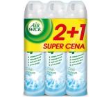 Air Wick air freshener Svěží.vánek 4v1 spray 3 x 240 ml