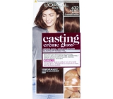 Loreal Paris Casting Creme Gloss cream hair color 432 Chocolate fondant