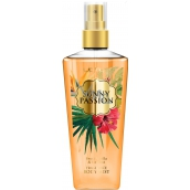 Lotus Parfums Sunny Passion Sweet Vanilla & Coconut body perfume water, mist 210 ml