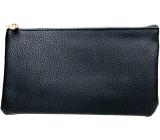 Diva & Nice Cosmetic handbag ECO leather black 14 x 24 cm