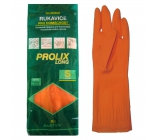 Barton Prolix Rubber gloves size S practical, protective gloves 1 pair