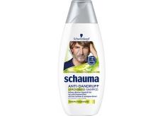 Schauma Anti Grease & Dandruff Citronová tráva proti lupům šampon na vlasy pro muže 250 ml