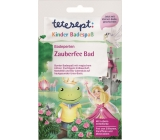 Tetesept Magic fairies Bath pearls amazing water color, effect with glitter and crackle for girls 60 g