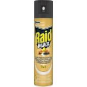 Raid Max 3in1 crawling insect spray 400 ml