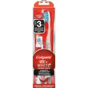 Colgate Max White Expert White střední zubní kartáček + bělící pero 5 ml