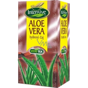 Vitto Tea Intensive Aloe Vera herbal cleansing tea infusion bags 20 x 1.5 g