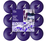 Bolsius Aromatic Winter Time - Winter time scented tealights 18 pieces, burning time 4 hours